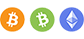 Cryptocurrency logo