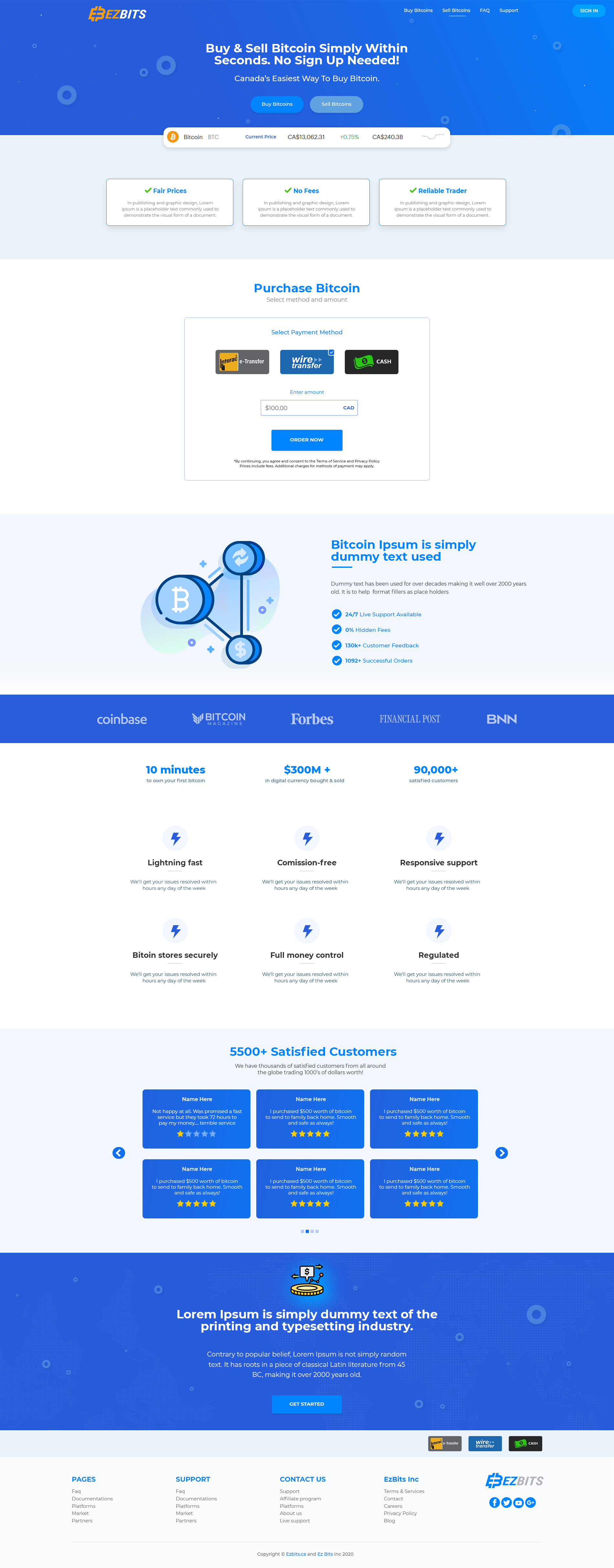 EzBits Web Design